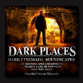 Dark Places : Dark Cinematic Soundscapes, Sound Effects download, Sound Downloads, Pro Sound Effects, Sound Effect Libraries