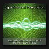 Experimental Percussion : Experimental Noise Loop Library, Sound Effects download, Sound Downloads, Pro Sound Effects, Sound Effect Libraries